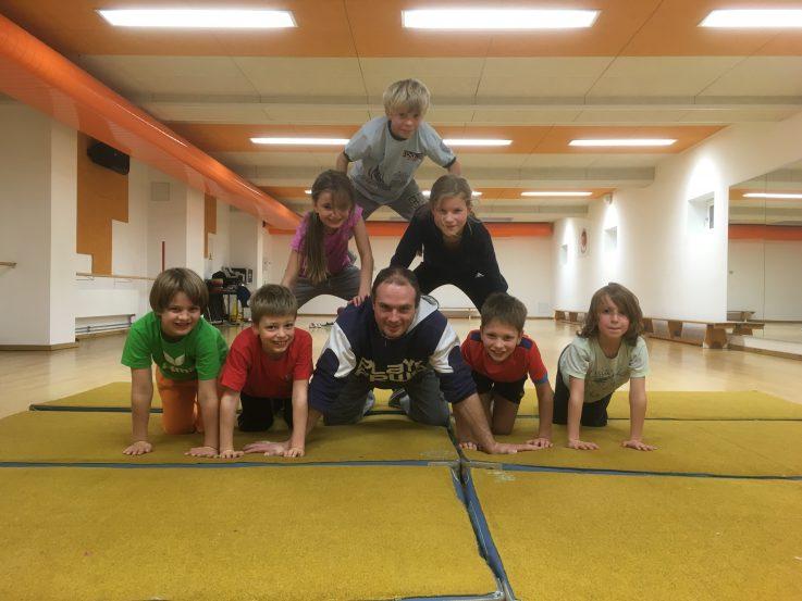 TGL baut Kindersportschule aus