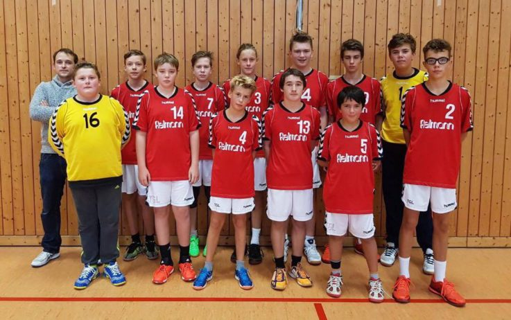 Handball mC: Vorstellung mC
