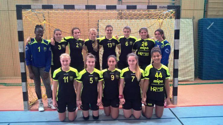 Handball wB: Vorstellung mB