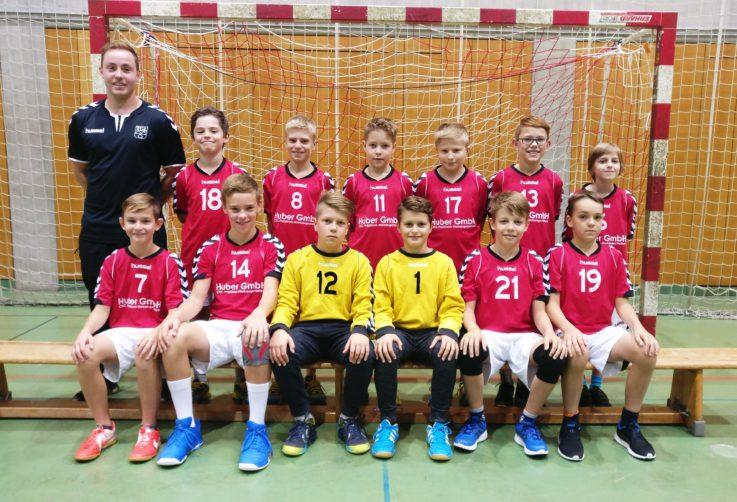 Handball mD: Vorstellung mD