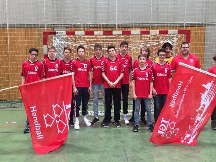 Bayerische ÜBOL Meisterschaft der männlichen C-Jugend