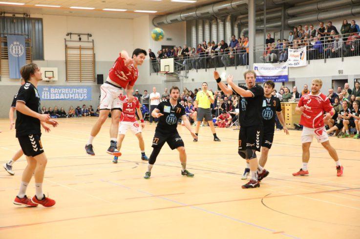 Handball Herren1:  TG Mipa ist scharf auf einen Stockerlplatz