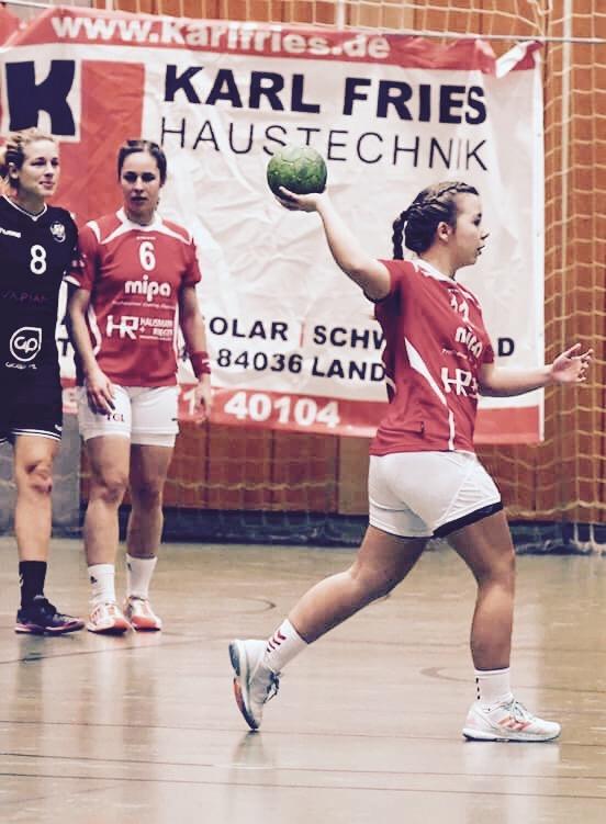 Handball Damen 1: TG-Handballdamen bleiben im Titelgeschäft