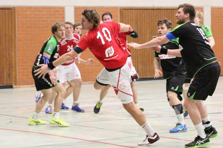 Handball Herren 1: TG mipa Landshut gewinnt gegen Rimpar