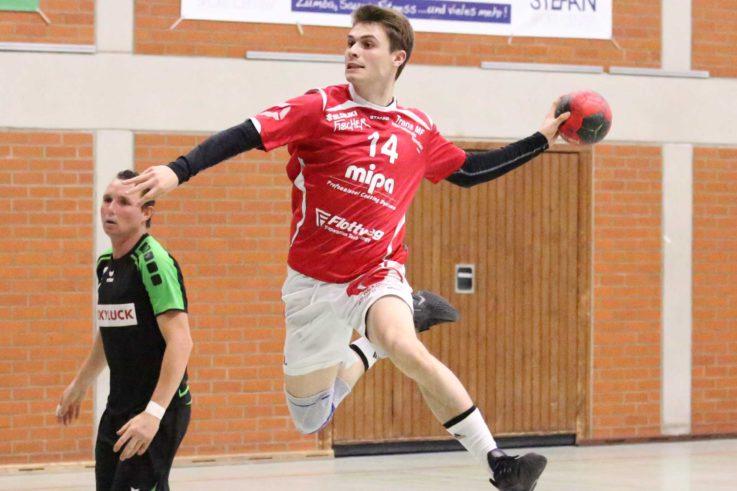 Handball Herren 1: TG Mipa will Vizetitel bestätigen und auch im Bayernliga-Endspurt voll durchziehen