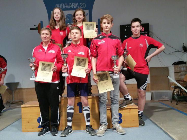 Süddeutsche Mehrkampfmeisterschaften 2017