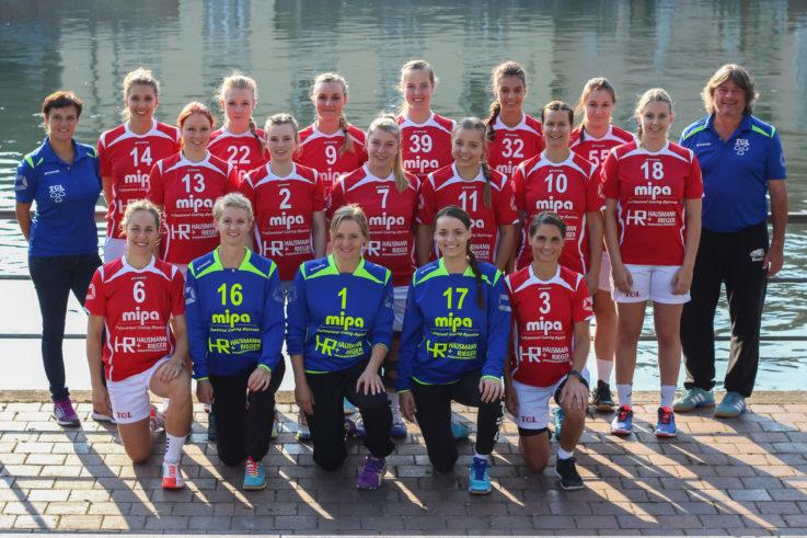 """Handball Damen 1: Für die TG-Handballdamen heißt es zum Landesligafinale: """"Alles ist möglich"""""""