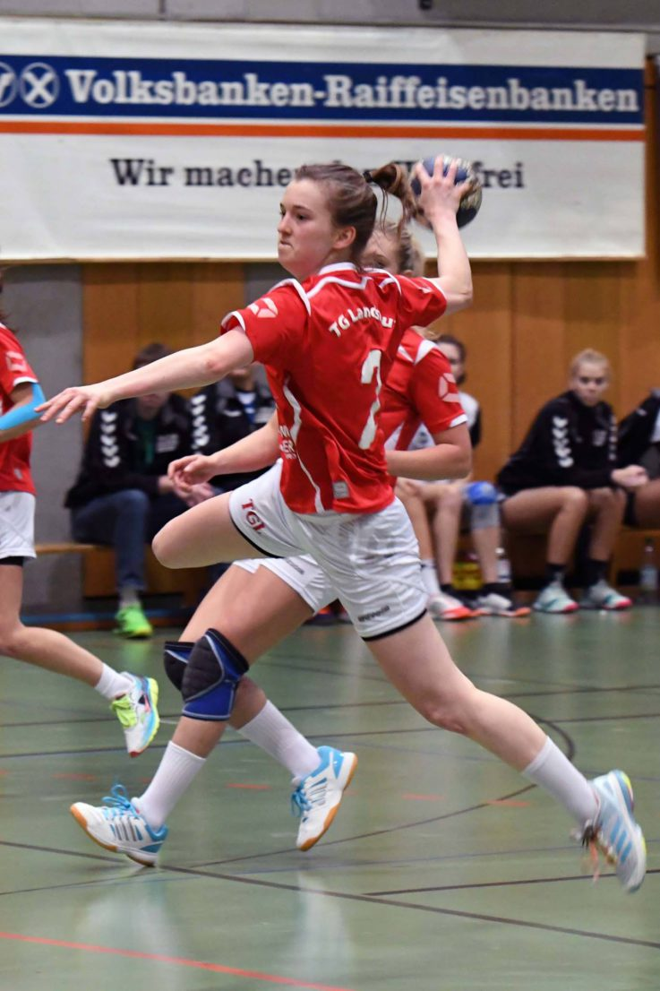 "Handball Damen1: ""Crunchtime"" im Sportzentrum West"