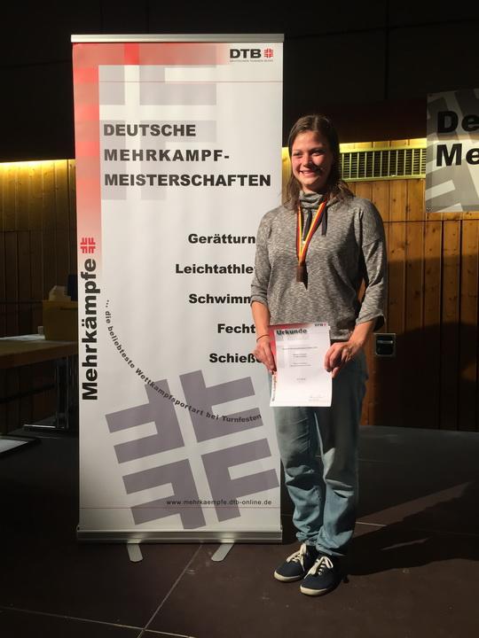 Deutscher Turnerischer Mehrkampf in Bruchsaal 16.-18. September2016