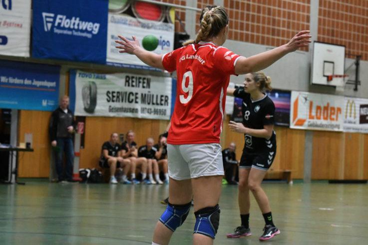 Handball Damen 1: Letztes Auswärtsspiel beim SV München-Laim