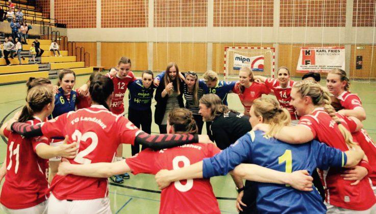Handball Damen: Was für eine Saison, was für ein Jahr!