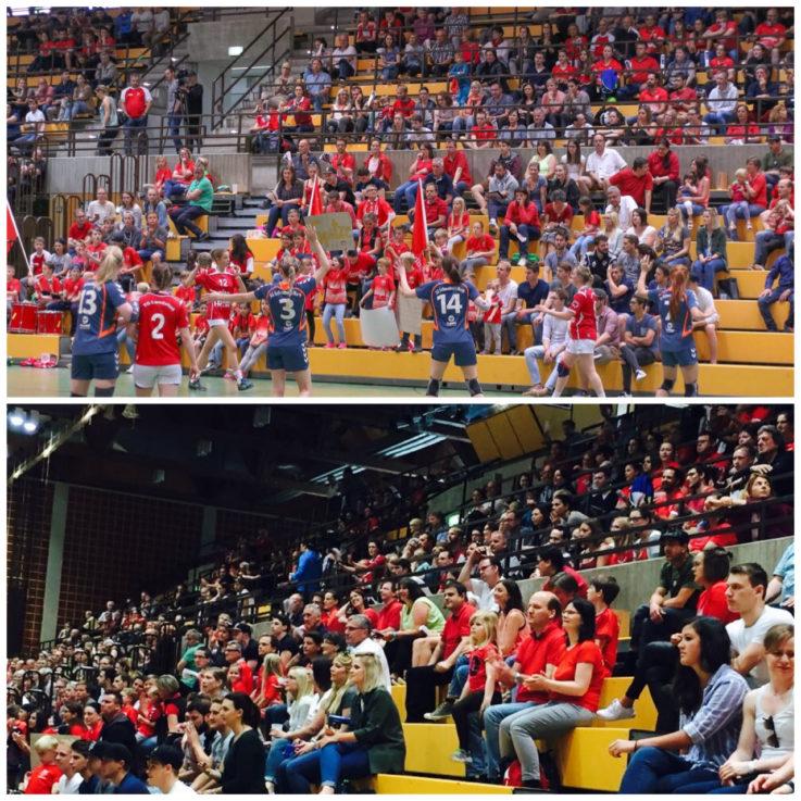 Handball Damen: Traum geplatzt, aber so viel erreicht!