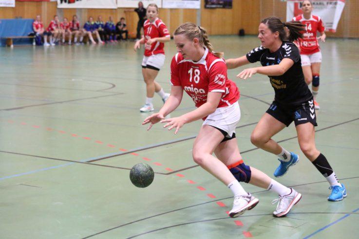 Handball Damen 1: TGL Damen freuen sich auf die beiden Bonusspiele