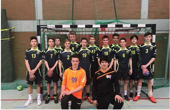 Handball mB: Die männliche B Jugend der TG Landshut ist in der Landesligaqualifikation im 7m werfen  gegen Allach ausgeschieden.