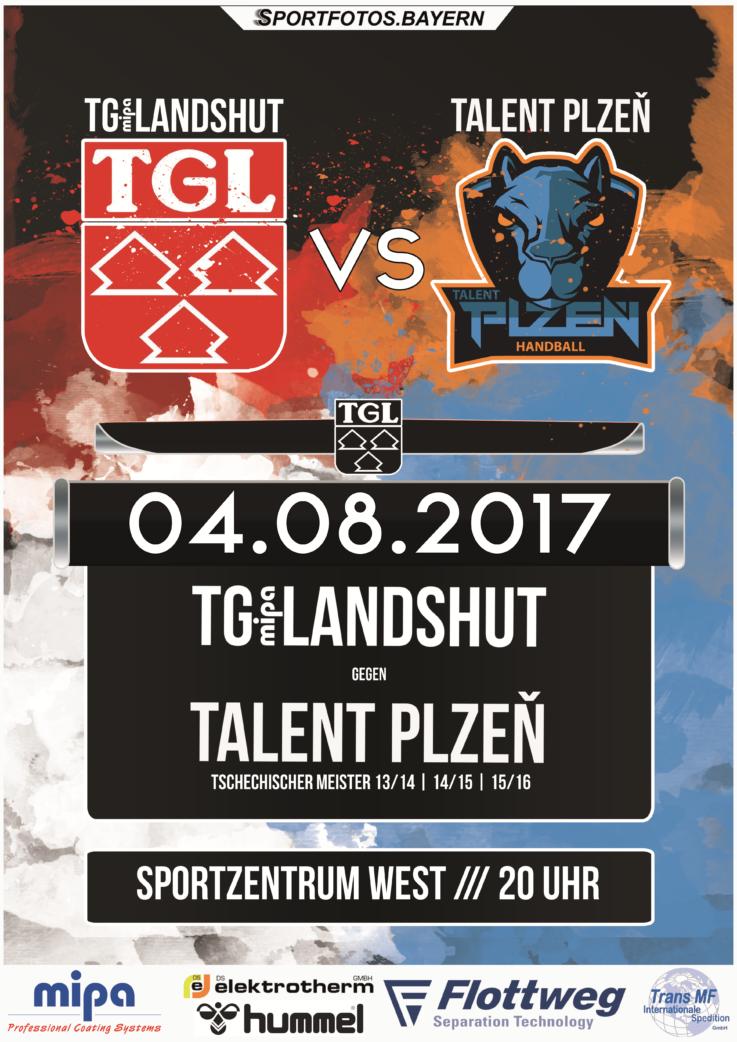 Zur Saisonvorbereitung kommt die 1. Liga nach Landshut