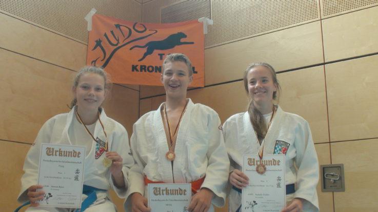 Judo: Niederbayerische Meisterschaften der U 15