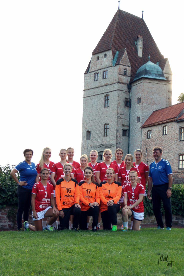 Handball Damen1: Es geht wieder los