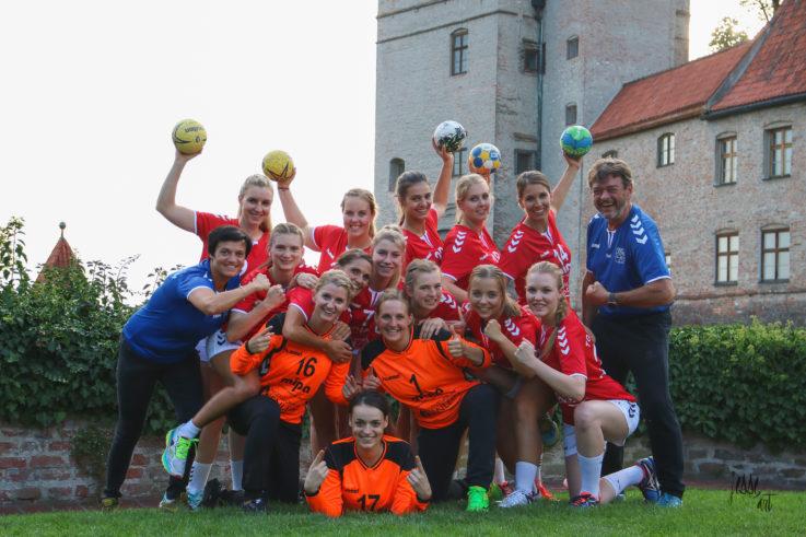 Handball Damen1: Jahresrückblick