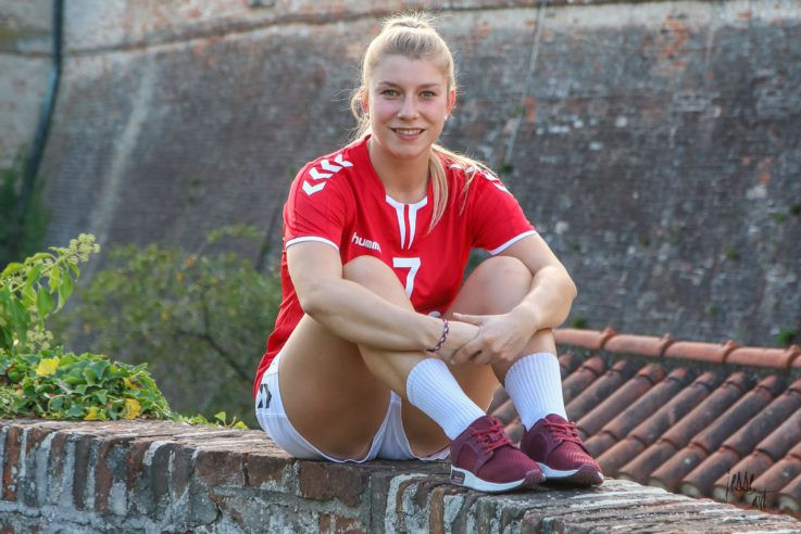 Handball Damen1:TG-Handballdamen sichern erste LL-Saisonpunkte