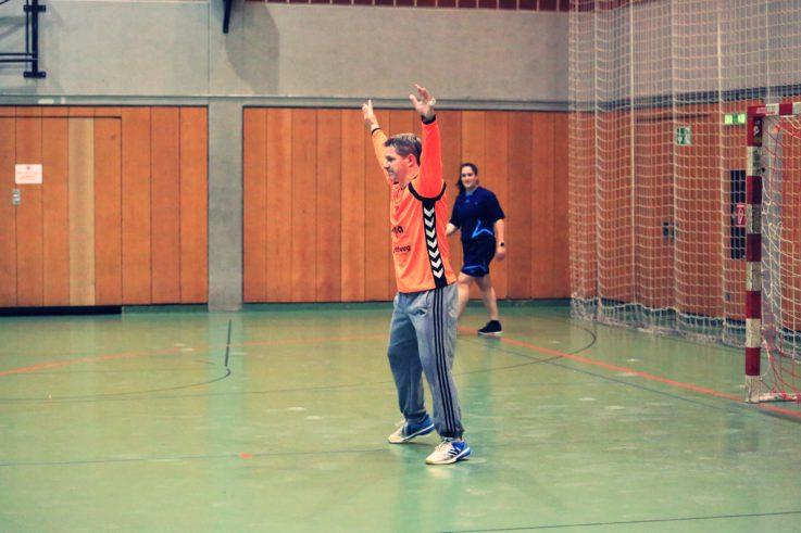 Handball Herren1: TG Mipa wird auf der Zielgeraden ausgebremst