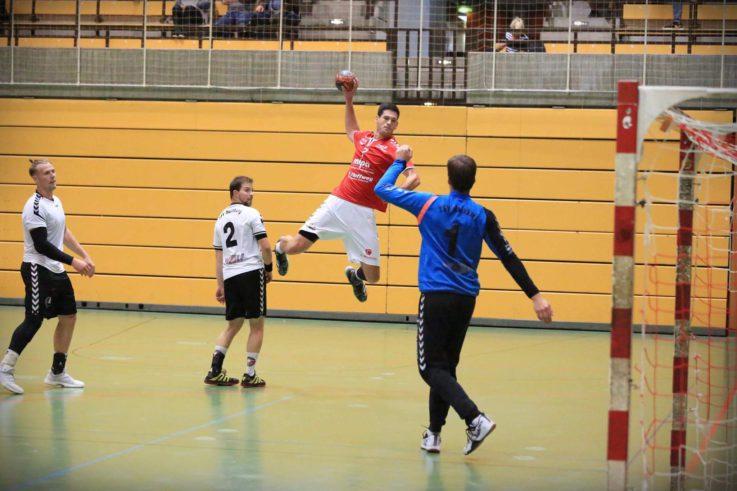 Handball Herren1:TG Mipa vergeigt Heimpremiere und geht auch im zweiten Saisonspiel leer aus