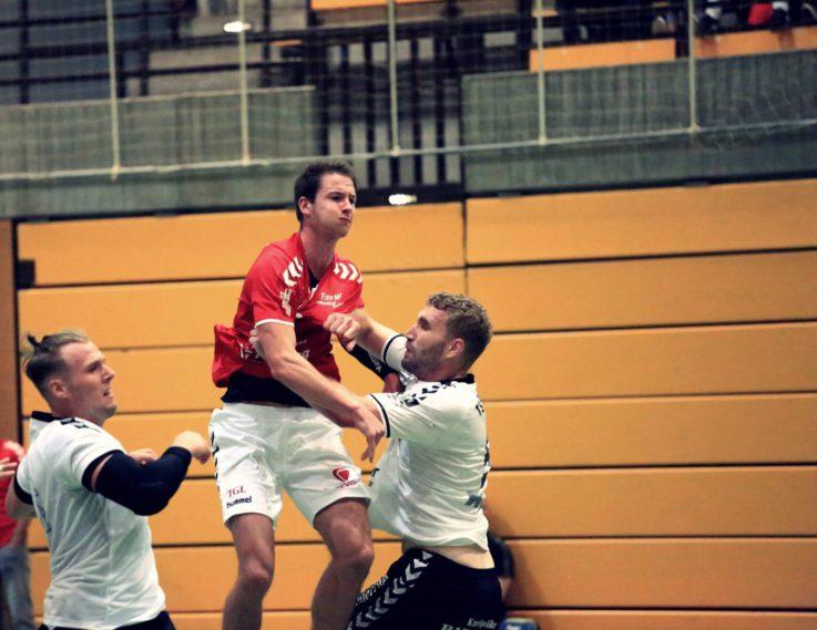 Handball Herren1: Im dritten Anlauf soll's klappen mit dem ersten Saisonsieg für die TG Mipa Landshuter