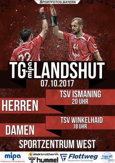 Handball: Heimspieltag am 7.10