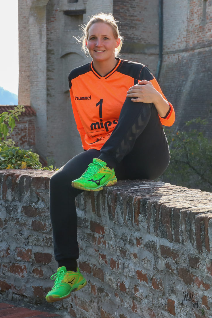 Handball Damen1: TG-Handballdamen gewinnen den Krimi gegen den TSV WInkelhaid.
