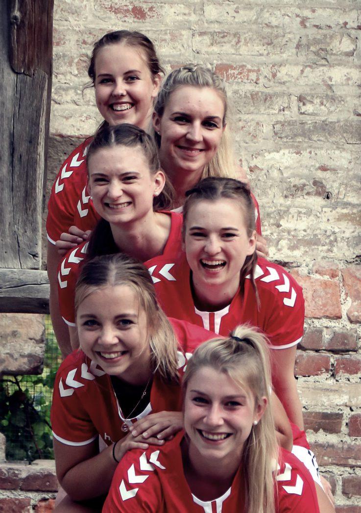 Handball Damen1: Bewährungsprobe im Heimspiel gegen den LL-Zweiten Winkelhaid
