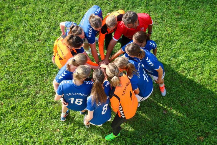 Handball Damen1: 31:29-Sieg bei der HSG Mainfranken