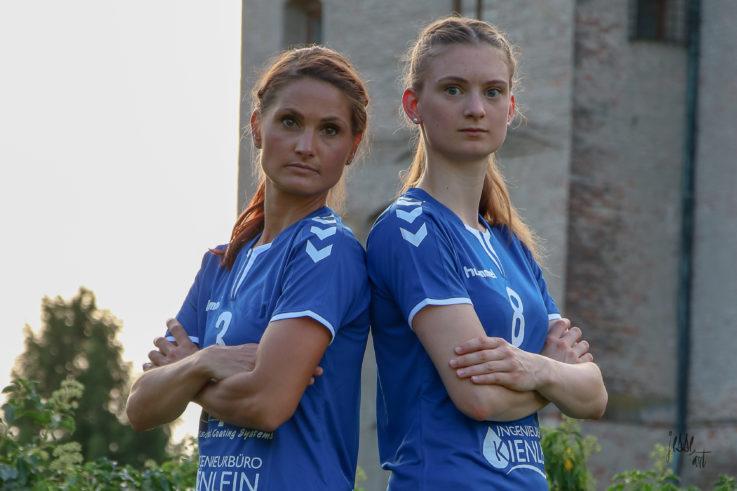 """Handball Damen1: TG-Handballdamen """"ohne Fünf"""" zum Tabellenführer"""