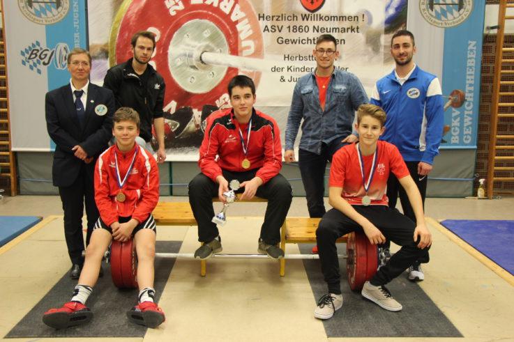 TGL Jugend beim Bayerischen Herbstturnier erfolgreich