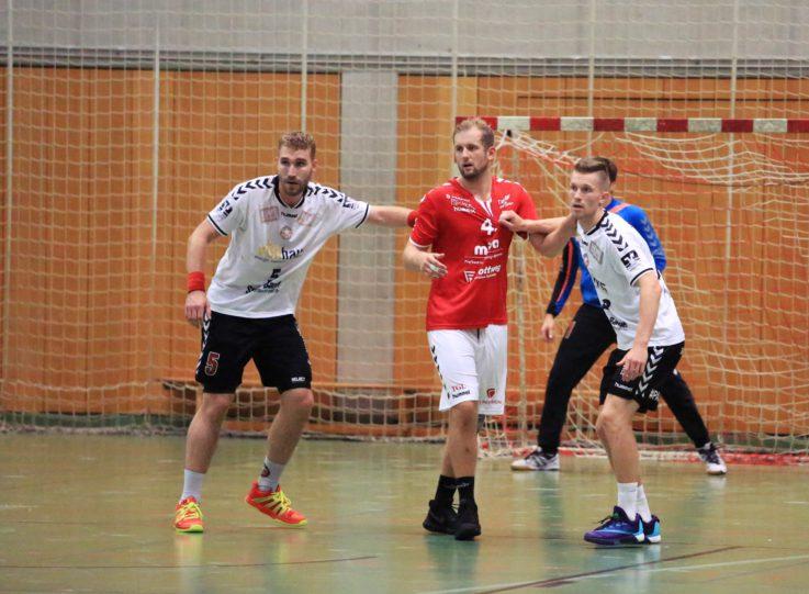 Handball Herren1: Für die TG Mipa beginnt nach der dritten knappen Niederlage am Stück der Abstiegskampf