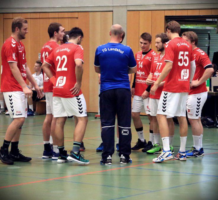 Handball Herren1: Das nächste Südderby – und schon wieder ein Schlüsselspiel