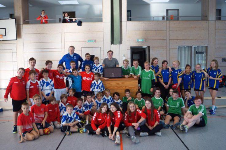 Handball: SAG Turnier wieder ein voller Erfolg!