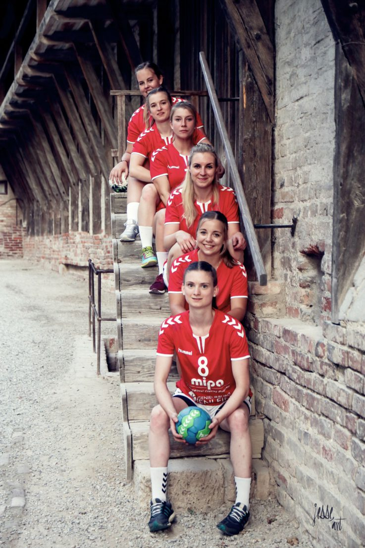Handball Damen1:Landesligateam erwartet Drittligareserve des ESV Regensburg