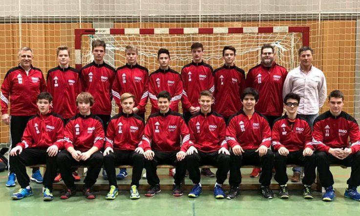 Handball mB: Vorstellung mB