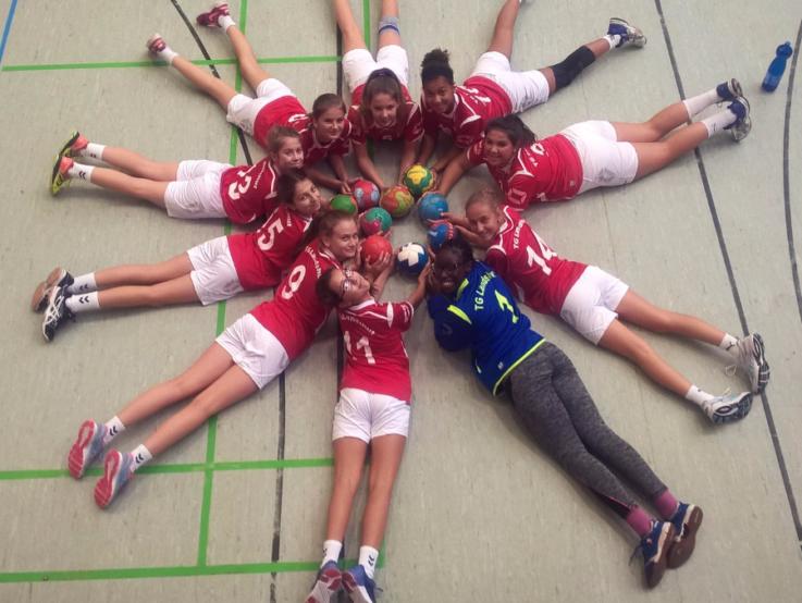 Handball wC1: Vorstellung wC1