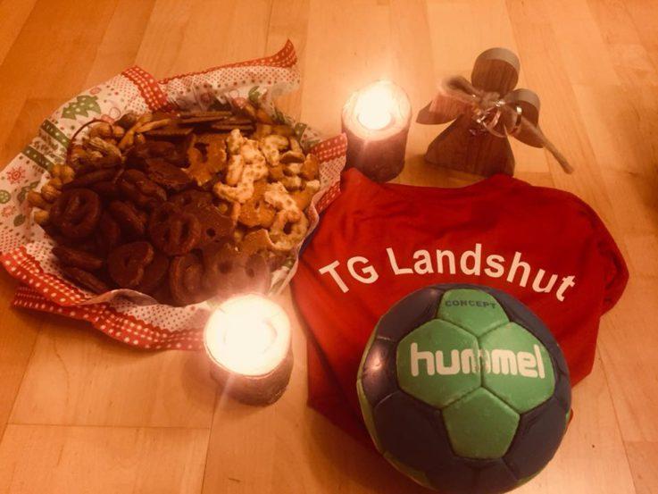 Handball: Frohe Weihnachten
