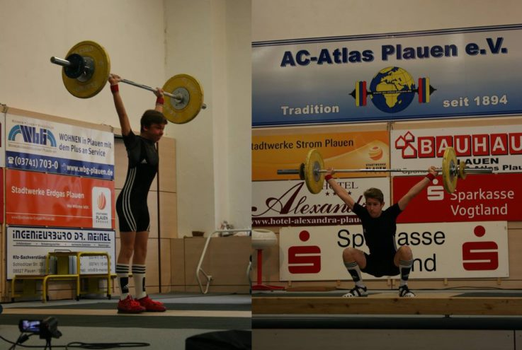 TG-Hebernachwuchs startete bei der 35. Internationalen Deutschen Jugendmeisterschaft