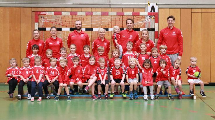 Handball Bambinis: Vorstellung Bambinis