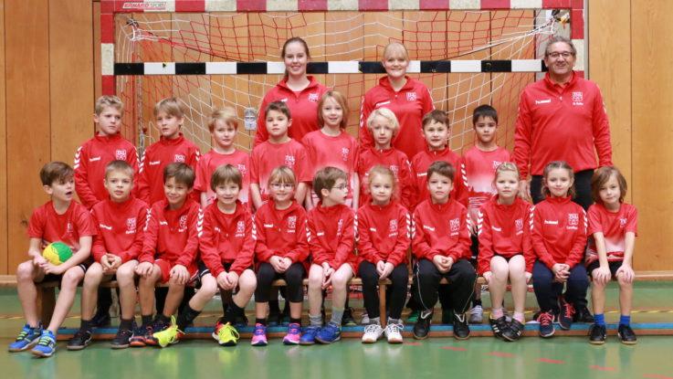 Handball Minis: Vorstellung Minis