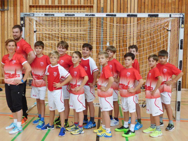 Handball mE: Jahresrückblick E- Jugend