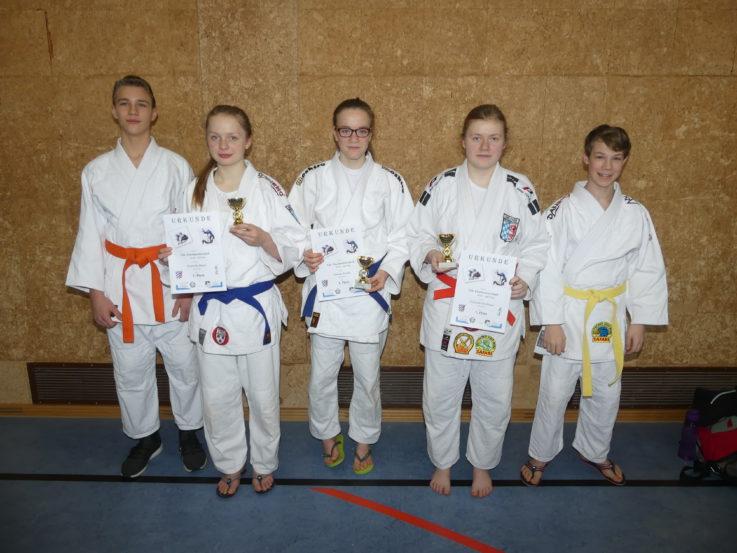 Judo: Die Jugend geht im neuen Jahr weiter auf Medaillenjagd