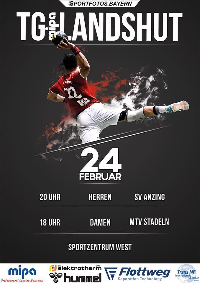 Handball: Aktion ROT – Heimspieltag!