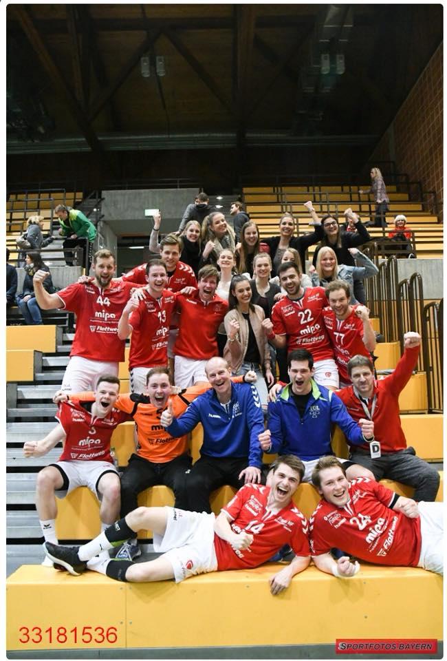 Handball Herren1: TG Mipa setzt Rückrundenserie fort und lässt Haching nach starker zweiter Halbzeit abblitzen