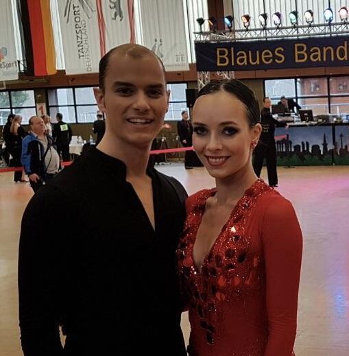 Landshuter Tanzpaare erfolgreich in Berlin