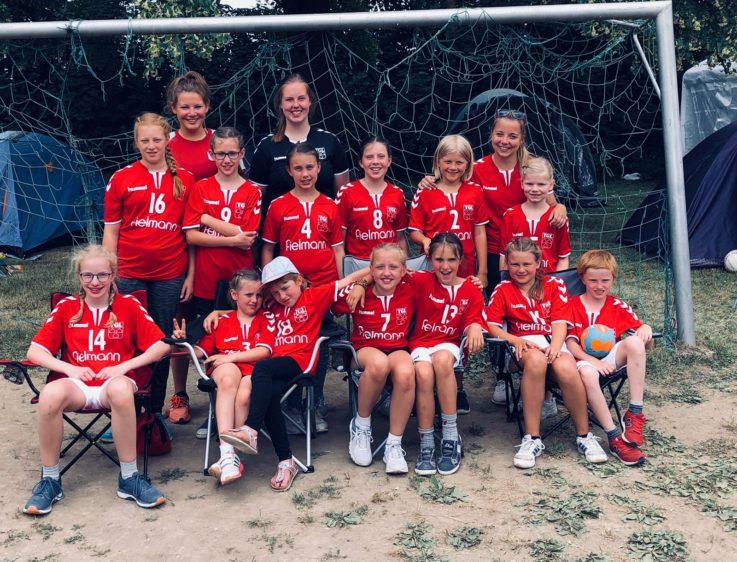 Handball wD: Aufregende Tage in Gundelfingen