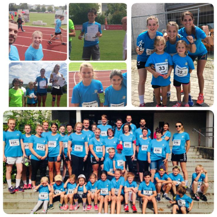 Handball: 41 Handballer laufen für kranke Kinder