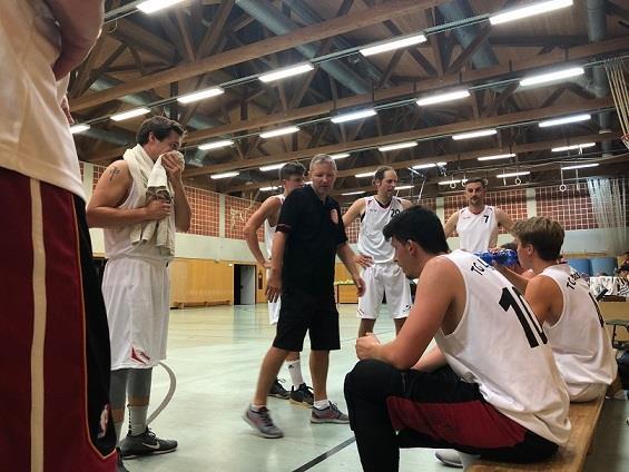 Basketball Herren1: Sieg im Vorbereitungsspiel gegen Milbertshofen